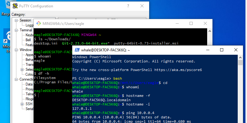 You are currently viewing 3 Linux Terminals for Windows